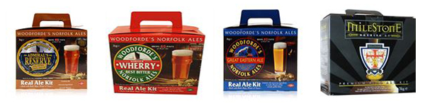 beer making kits norwich